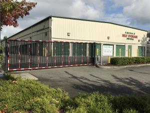 Image of Emerald Self Storage Facility at 19320 Bothell Everett Highway  Bothell, WA