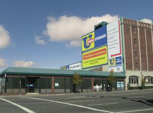 Image of U-Store - Rose Quarter Facility at 1520 North Interstate Avenue  Portland, OR