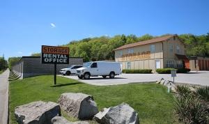 Image of A-1 Locker Rental Self Storage - Fenton Facility on 300 Schneider Drive  in Fenton, MO - View 2