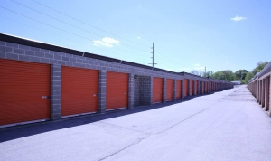 Image of A-1 Locker Rental Self Storage - Fenton Facility on 300 Schneider Drive  in Fenton, MO - View 3