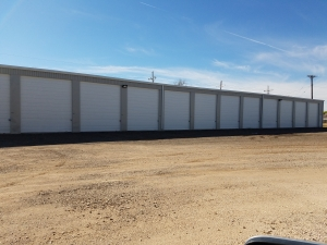 Image of Llano Self Storage Facility on 600 Townsgate Plaza  in Clovis, NM - View 4