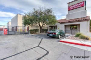 CubeSmart Self Storage - Las Vegas - 8250 S Maryland Pkwy - Photo 1