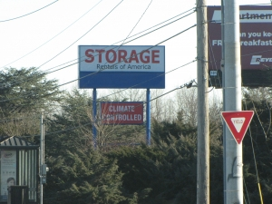 Storage Rentals of America - Bear