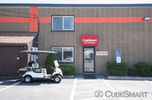 CubeSmart Self Storage - Pawtucket - 2 Delta Drive