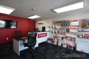 Image of CubeSmart Self Storage - Pawtucket - 2 Delta Drive Facility on 2 Delta Drive  in Pawtucket, RI - View 2