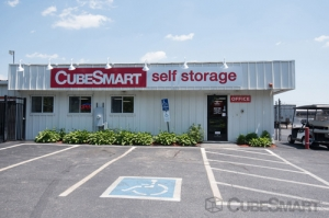 Image of CubeSmart Self Storage - Pawtucket - 201 Concord Street Facility at 201 Concord Street  Pawtucket, RI