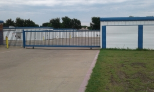 Image of A Armadillo Self Storage Facility on 5333 South Collins Street  in Arlington, TX - View 3