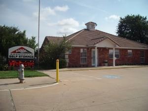 Image of A Armadillo Self Storage Facility at 5333 South Collins Street  Arlington, TX