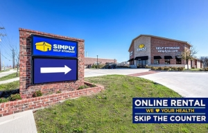 Storage Units at Simply Self Storage - 8388 FM 423 - Frisco - 8388 Farm To Market Road 423