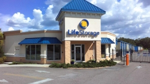 Image of Life Storage - Brandon Facility at 607 East Bloomingdale Avenue  Brandon, FL