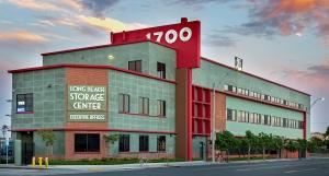Image of Long Beach Storage Center Facility at 1700 Santa Fe Avenue  Long Beach, CA