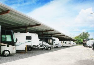 Clearwater Storage - Covered RV/Boat Space. Units Air Conditioned - Photo 4