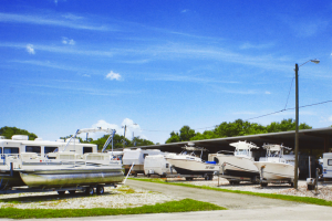 Clearwater Storage - Covered RV/Boat Space. Units Air Conditioned - Photo 6