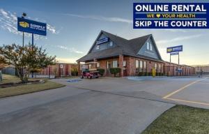 Simply Self Storage - 13401 N Indiana Avenue - Chisholm Creek - Photo 1
