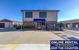 Image of Simply Self Storage - NW 122nd Street - Northwest OKC Facility at 8040 Northwest 122nd Street  Oklahoma City, OK