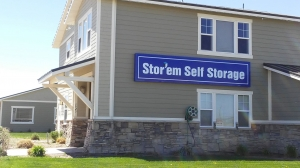 Image of Stor'em Self Storage - Magna North Facility on 7425 Utah 201  in Magna, UT - View 2