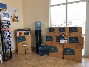 Image of Life Storage - Beaumont - North 7th Street Facility at 1501 North 7th Street  Beaumont, TX