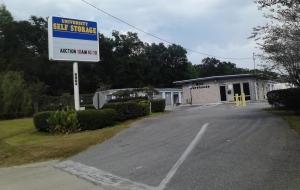 University Self Storage - Pensacola - 8802 North Davis Highway - Photo 1