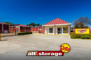 Image of All Storage - Galloway - 5315 N. Galloway Facility at 5315 N Galloway Ave  Mesquite, TX