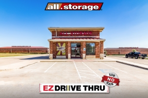 Image of All Storage - Crowley @ Sycamore - 7601 S Crowley Rd Facility at 7601 Crowley Rd  Fort Worth, TX