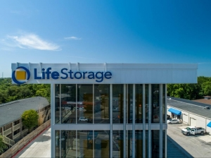 Image of Life Storage - Austin - Mary Street Facility on 1341 West Mary Street  in Austin, TX - View 2