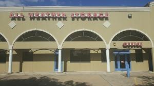 Image of All Weather Self Storage Facility at 12690 Whittington Drive  Houston, TX