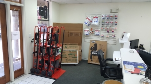 Image of All Weather Self Storage Facility on 12690 Whittington Drive  in Houston, TX - View 3