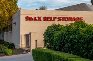 Image of 9th and X Self Storage Facility on 2410 9Th Street  in Sacramento, CA