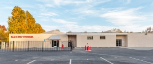 Image of 9th and X Self Storage Facility on 2410 9Th Street  in Sacramento, CA - View 4