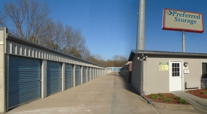 Image of Preferred Storage Facility at 2155 NW 94th St  Clive, IA