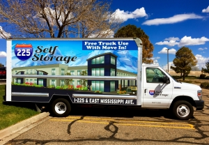Image of 225 Self Storage Facility on 13790 East Mississippi Avenue  in Aurora, CO - View 4