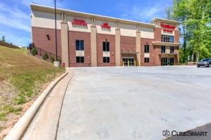 Image of CubeSmart Self Storage - Raleigh - 7901 Glenwood Ave Facility at 7901 Glenwood Ave  Raleigh, NC