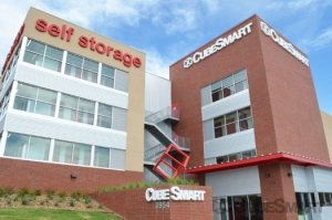 Cheap storage units at CubeSmart Self Storage Fort Worth