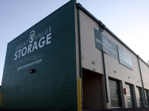 Cheap Storage Units At Great Value Storage Fort Worth