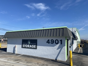 Image of Great Value Storage - Fort Worth, South Fwy Facility at 4901 South Fwy  Fort Worth, TX