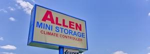 Allen Mini Storage - Port Arthur - 8221 9th Avenue - Photo 1