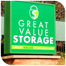 Image of Great Value Storage - Worthington Facility at 580 E Dublin Granville Rd  Worthington, OH