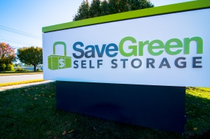 Save Green Self Storage - Concord