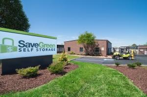 Image of Save Green Self Storage - 7090 Weddington Rd NW - Concord, NC Facility at 7090 Weddington Road Northwest  Concord, NC
