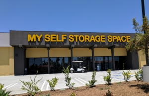 Image of My Self Storage Space Brea Facility on 1295 West Lambert Road  in Brea, CA - View 2