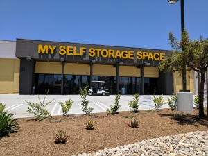 Image of My Self Storage Space Brea Facility at 1295 West Lambert Road  Brea, CA
