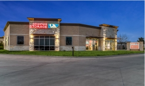 Image of Advantage Storage - Rowlett East Facility on 7301 Lakeview Parkway  in Rowlett, TX - View 3