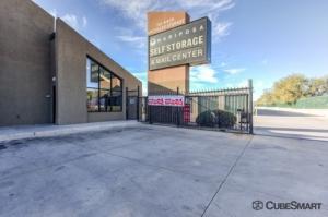 Image of Mariposa Self Storage Facility at 1200 W Mariposa Rd  Nogales, AZ