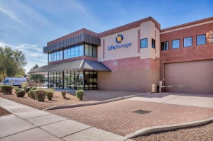 Image of Life Storage - Glendale - West Behrend Drive Facility on 6218 West Behrend Drive  in Glendale, AZ - View 2