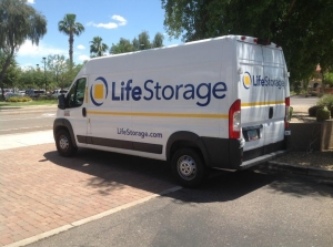 Image of Life Storage - Glendale - West Behrend Drive Facility on 6218 West Behrend Drive  in Glendale, AZ - View 4