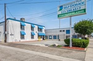 Image of Huntington Park Self Storage Facility at 5961 Santa Fe Avenue  Huntington Park, CA