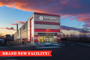 Image of StorQuest - Jersey City / Tonnelle Facility at 319 Tonnelle Avenue  Jersey City, NJ
