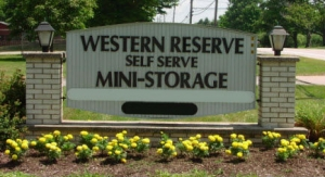 Image of Western Reserve Mini Storage Facility at 764 Water Street  Chardon, OH