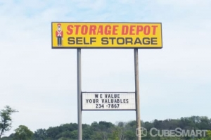 Image of CubeSmart Self Storage - Harrisburg - 4401 N 6th St Facility on 4401 N 6th St  in Harrisburg, PA - View 2