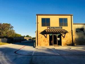 Image of Four Seasons Mini Storage - New Braunfels Facility on 190 Center Street  in New Braunfels, TX - View 3